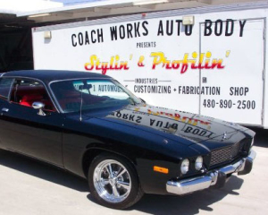 Coach Works Auto Body